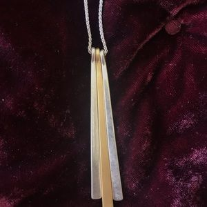 Lucky brand NWT. Long necklace